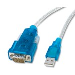 Netbotz USB To Serial Rs-232 Db-9 Adapter Cable - 6ft/1.8m