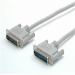 Cable Serial/ Parallel Straight Through Db25m/ Db25m 3m