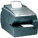 HSP7543U-24 - Hybrid Printer - Thermal / Matrix - USB - Grey